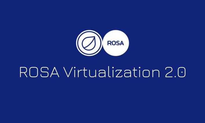 НТЦ ИТ РОСА представляет ROSA Virtualization 2.0